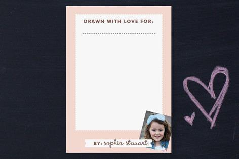 Work of Art Classroom Valentine's Cards