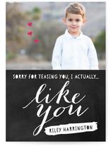 I Actually Like You