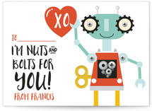 Nuts and Bolts About You!