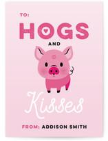 XOXO Piggy by Claudia Valenzuela
