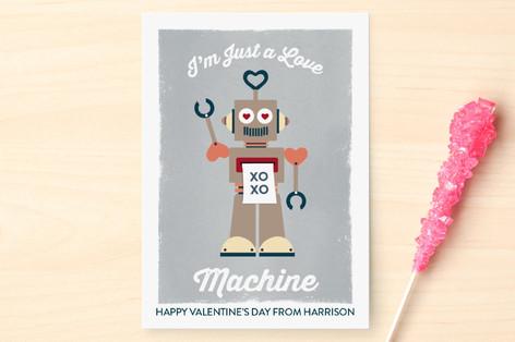 Love Machine Classroom Valentine's Cards