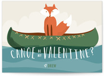 Canoe Be My Valentine?