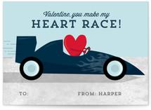 You Make My Heart Race