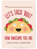 Taco 'Bout Awesome