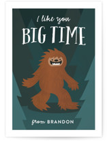 bigfoot by Susan Asbill