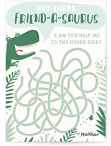 Friendasaurus by Oma N. Ramkhelawan