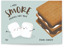 s'more friends by Faith Dorn