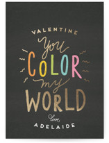 Color My World by Leah Bisch