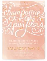 Champagne & Sparklers Bachelorette
