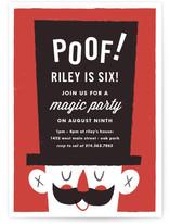 Poof: Birthday Magic by Carmi Cioni