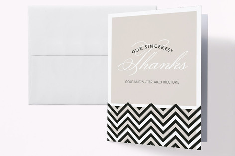 Coco Professional/Charity Thank You Cards