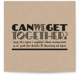 Can We Get Together by Julie Chow