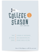 College Basketball by nocciola design
