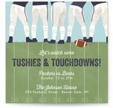 Tushies And Touchdowns by Katie Zimpel