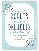 Donuts And Dreidels by RedRedOrange