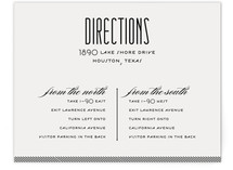 Twine Direction Cards