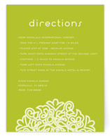 Love Blossoms Direction Cards