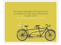 Tandem Direction Cards