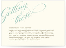 Winter Flourish Direction Cards