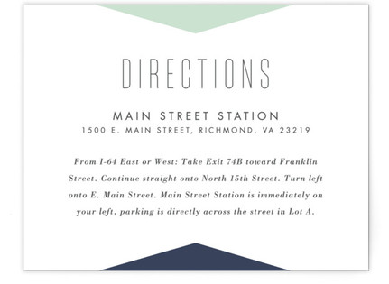 Minimal Mod Directions Cards