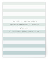 Ombre Stripes Direction Cards
