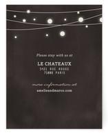 Paris Lights Direction Cards