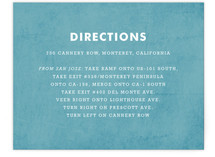 Big Wave Direction Cards