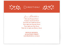 Eventide Direction Cards