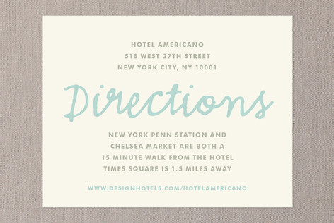 You+Me Direction Cards