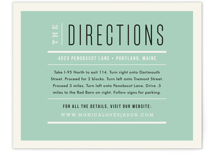 Divergence Directions Cards