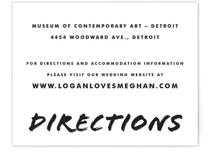 Big Mod Directions Cards