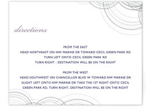 Intricate Direction Cards