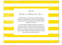 Bold Stripes by flock press