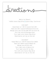 The Happy Couple Direction Cards