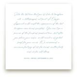 Your Vows as a Letterpress Art Print