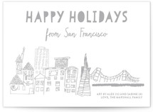 Happy Holidays From The City