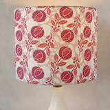 Sketched Florals Drum Lampshades