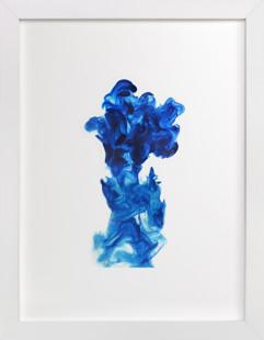 Taihu stone Domino Non-custom Art Print