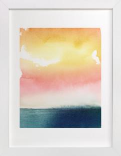 Glimmer Domino Non-custom Art Print