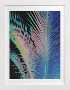 Tropical Domino Non-custom Art Print