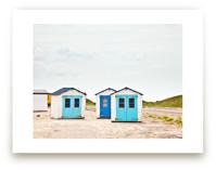 Three Houses by Alexandra Feo
