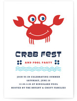 Crab Fest by Luckybug Designs