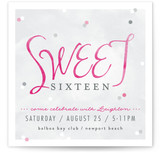 A Very Sweet 16