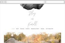 printed Wedding Websites