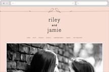 Birds of a Feather Wedding Websites
