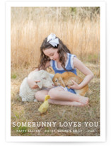 Somebunny Loves You