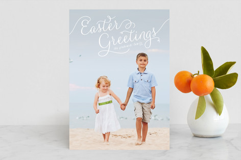 Easter Greetings Script Easter Cards