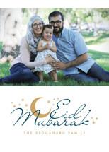 Stardust Eid Cards