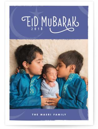 New Moon Eid Cards