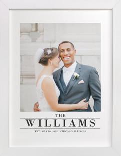Editorial Custom Photo Art Print